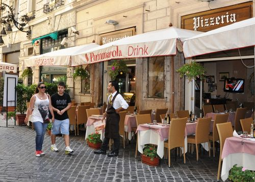 How to find the best restaurants in Rome - don't eat here!