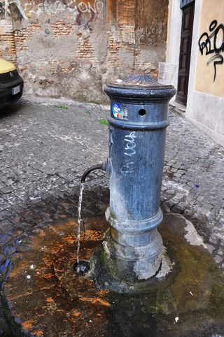 Is the water in Rome safe to drink?