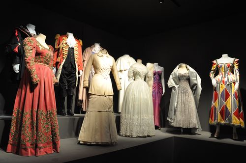 Costumes from Cinecitta si Mostra