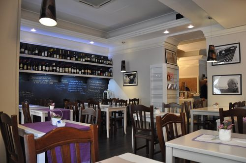 Mama, new brunch place and restaurant in Prati, Rome