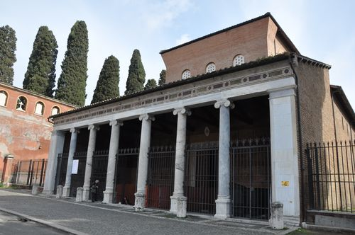 Church of San Lorenzo in Rome