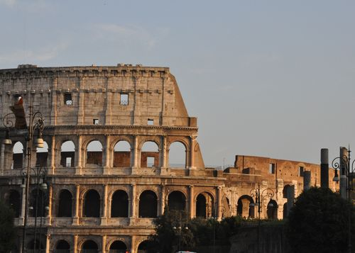 Colosseum underground open thru December