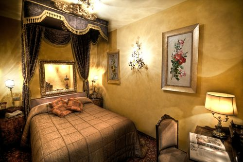 One of the most romantic hotels in Rome