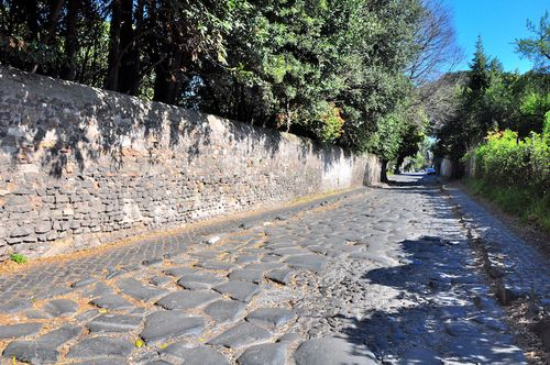 Via Appia Antica in Rome