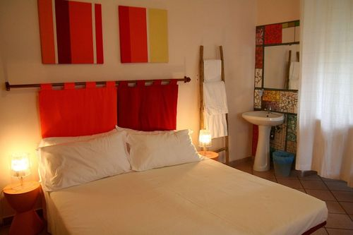 Beehive budget accommodation in Rome
