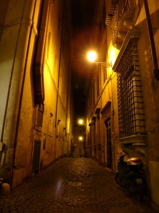 Rome Ghetto night 2
