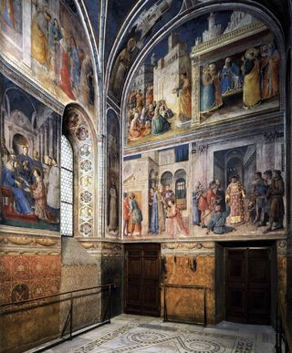 Niccoline Chapel in the Vatican