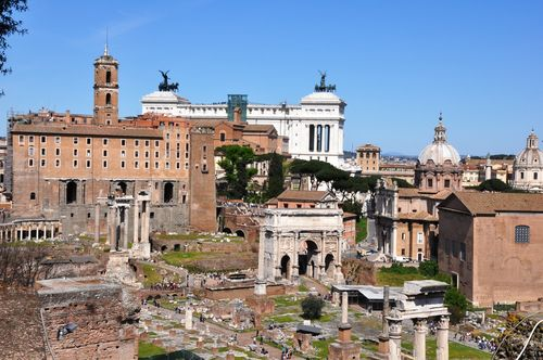 Rome's ancient sights open every day