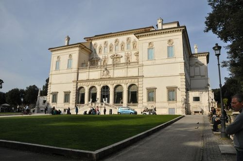 Borghese Gallery must be booked in advance