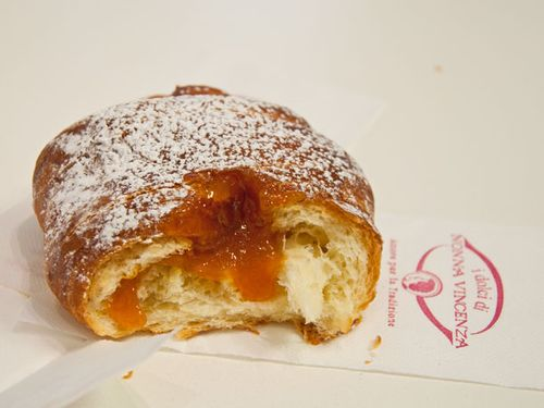 Where to get great cornetti in Rome