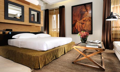 Enter to win a great hotel stay in Rome!