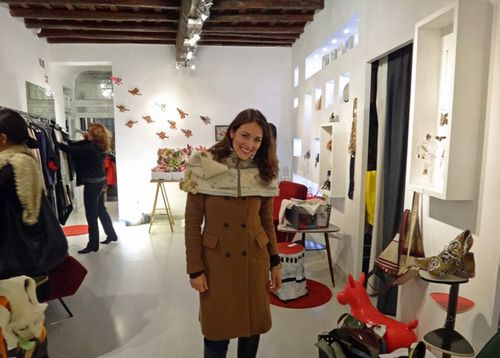 Le Talpe, a great find for gifts in Rome