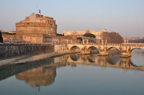 Most romantic spots in Rome