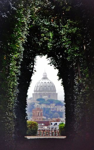 Places to propose in rome, italy