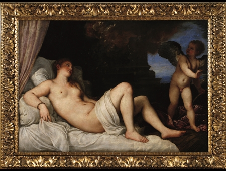 Titian exhibit at the Scuderie del Quirinale