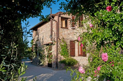 The best Umbria agriturismo, Fontanaro