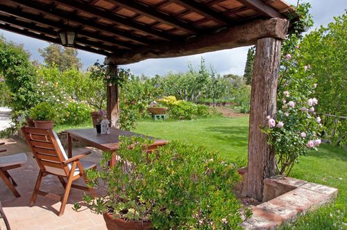 Tuscan farm stay in Italy