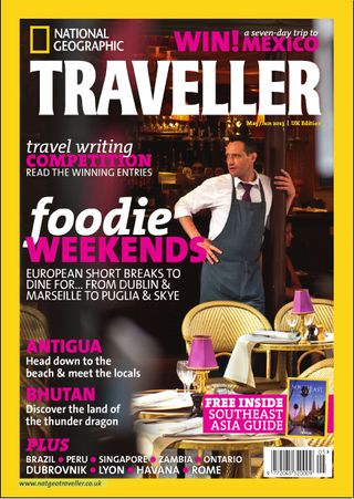 NG Traveller UK Like a Local Rome