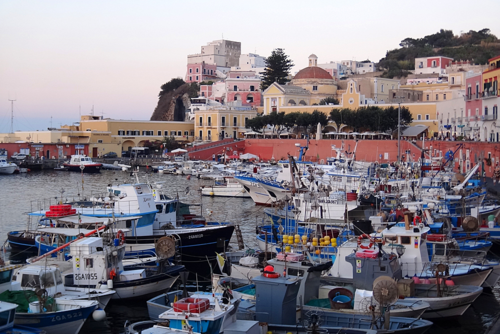 Ponza, a great weekend trip from Rome
