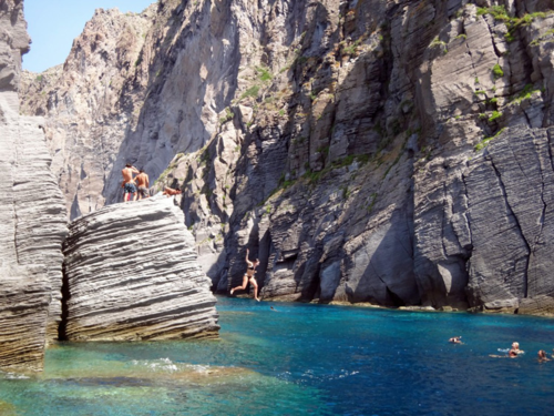 Acqua di Parma can transport you to Panarea -- sort of