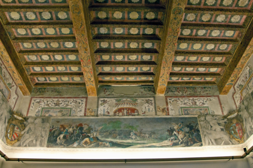 Frescoes in the Palazzo Altemps