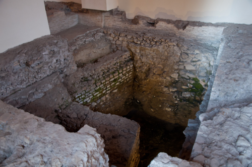 Excavations at Palazzo Altemps