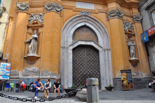Why visit Naples Italy